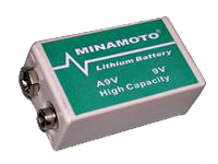 A9V-P Primary Lithium-Manganese