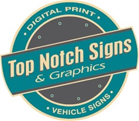 Top Notch Signs and Graphics Ltd