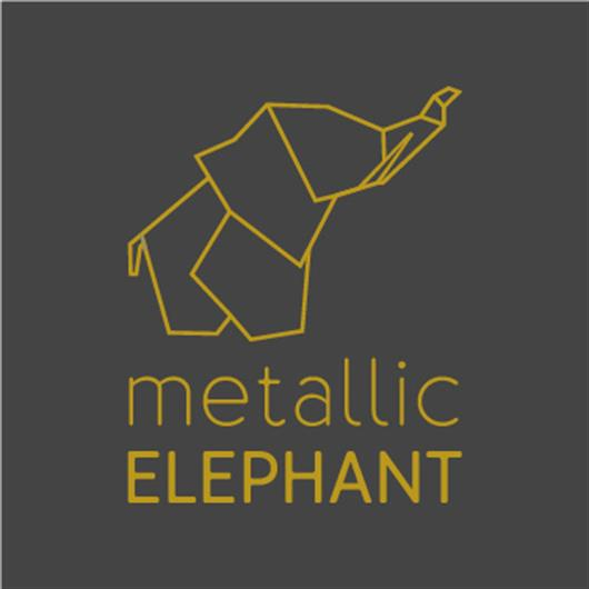 Metallic Elephant