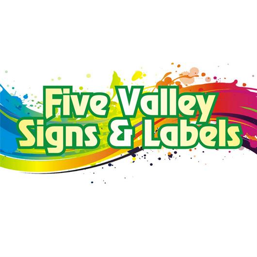 Five Valley Signs and Labels Ltd