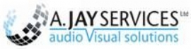 A Jay Services Ltd - Audio Visual Solutions & Events