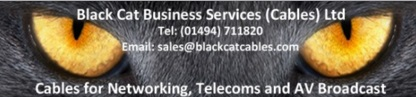 Black Cat Business Cables