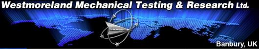 Westmoreland Mechanical Testing and Research Ltd