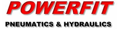 Powerfit Pneumatics and Hydraulics