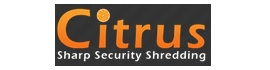 Citrus Sharp Security Shredding