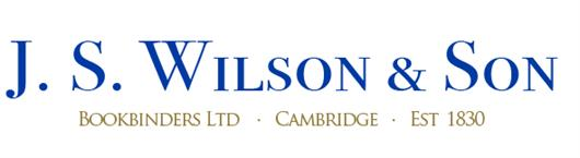 JS Wilson and Son Bookbinders