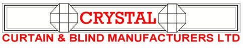 Crystal Curtain and Blind Manufacturers Ltd