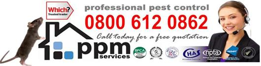 PPM Services Pest Control