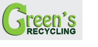 Greens Recycling Wales - Recycling and Waste Management