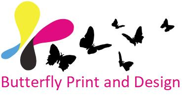 Butterfly Print and Design