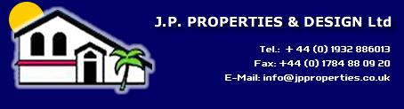 J P Properties and Design Ltd