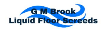 G M Brook Liquid Floor Screed