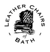 Leather Chairs of Bath