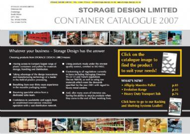 Containers Allibert - FULL catalogue