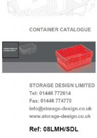 Containers Linpac - FULL catalogue