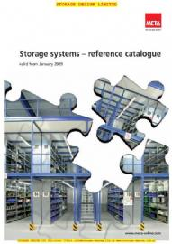 Meta Shelving - Full catalogue