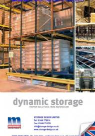 Moresecure Shelving - Dynamic Storage