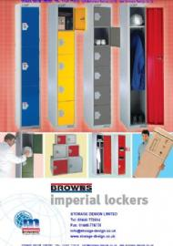 Moresecure Shelving - Imperial Lockers