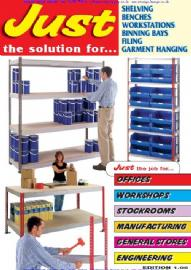 Moresecure Shelving - Just Shelving