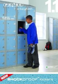 Probe Lockers & Shelving - Education Lockers