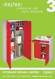 Probe Lockers & Shelving - Cupboards and Work Stations