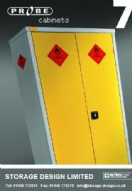 Probe Lockers & Shelving - Cabinets