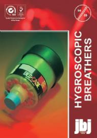 Hygroscopic Breathers