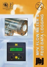 MPV Flow Meter FD20 Data Logging