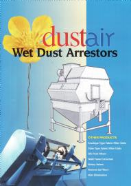 Wet Dust Arrestors