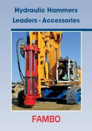 AGD Equipment Ltd - Fambo Hydraulic Hammers