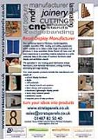 Advert in Business in East Anglia magazine.