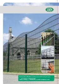 Zaun Ltd - Fencing Brochure