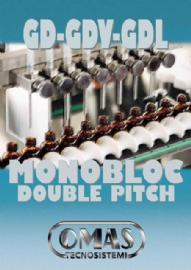 double pitch monobloc