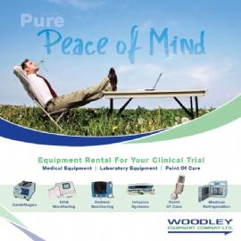 Woodley Equipment – Equipment Rental For Your Clinical Trial