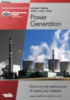 Power-generation applications
