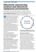 Effectively Outsourcing Medical and Laboratory Equipment Procurement.pdf