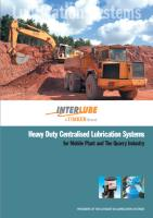 Industrial Lubrication Systems