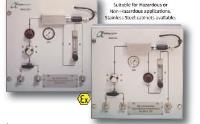 Sample System (LP) SS-1 and SS-2;