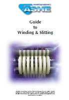 Winding and slitting