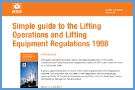 A guide to the LOLER Regulations 1998.pdf