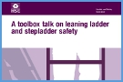 Ladder Safety - HSE Toolbox Talk.pdf