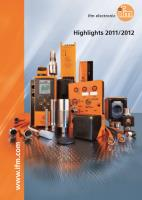 Highlights Brochure 2012 UK