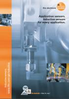 Inductive Sensor Brochure UK