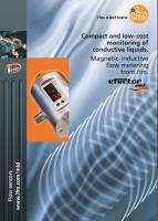 MID Flow Sensor Brochure UK