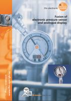 PG Pressure Sensor Brochure UK