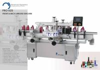 PRO-625 Front & Back Labelling Machine