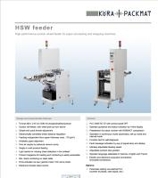 High-Performance Suction Wheel Feeder