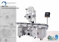 PRO-225 High Speed Top and Base Labelling Machine