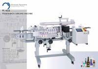 PL-622 Front and Back Labelling machine