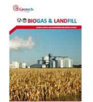 Landfill and Biogas Brochure